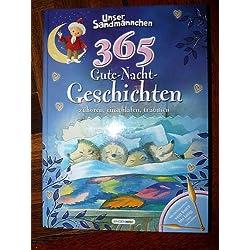 Unser Sandmännchen; 365 Gute-Nacht Geschichten zuhören, einschlafen, träumen