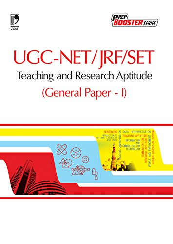 teaching and research aptitude book
