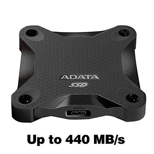 Adata ASD600-512GU31-CBK 512GB External Hard Disk Black Price in India
