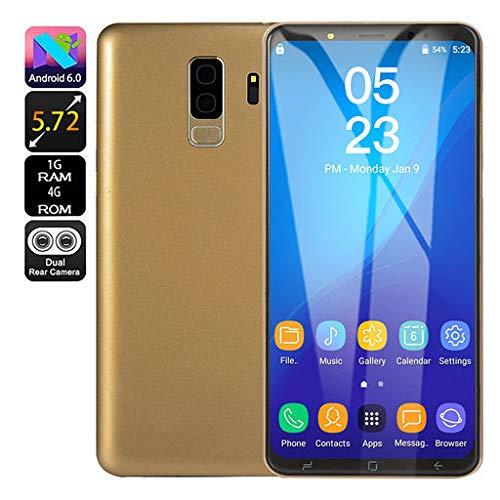 Beisoug neue Art und Weise 5,72 Zoll intelligente Doppel-HD-Kamera-Smartphone Android 6.0 IPS-GANZER Bildschirm GSM/WCDMA-Touch Screen WIFI Bluetooth GPS 3G Anruf-Handy
