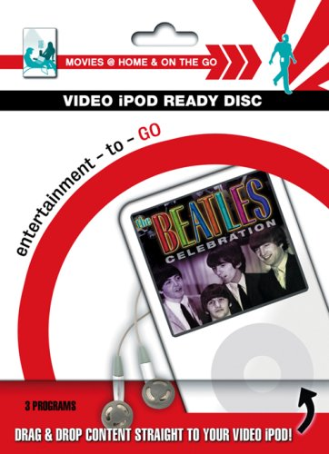 Beatles Celebration [video iPod ready disc]
