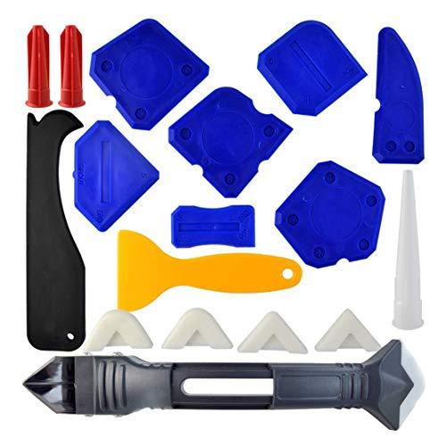 Kappe Gekennzeichnet (CFJJOAT 18-teiliges Dichtungswerkzeug-Dichtungswerkzeug-Kit für die Küche und den Rahmen des Badezimmers)