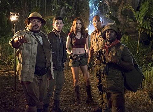Jumanji: Willkommen im Dschungel – Ultra HD Blu-ray [4k + Blu-ray Disc] - 3