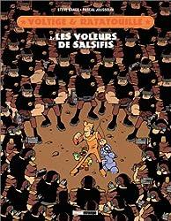 Voltige et Ratatouille, Tome 2 : Les Voleurs de salsifis