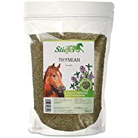 Botas tomillo 500 g Bolsa para caballos para vías respiratorias y Digestión, actúa krampflösend a