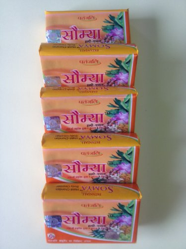 Haldi Chandan Soap (Somya) – Pack of Five