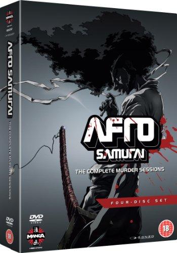 Afro Samurai: Complete Murder Sessions (Director's Cut) [Edizione: Regno Unito] [Import italien]