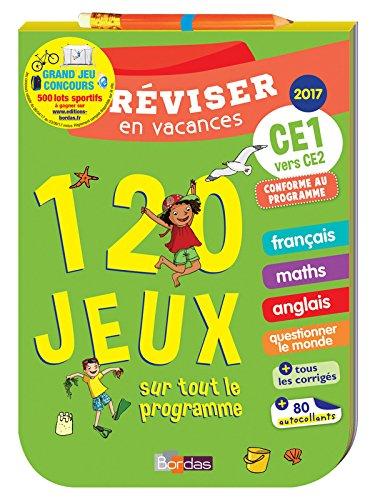 Réviser en vacances CE1 vers CE2 - Cahier de vacances