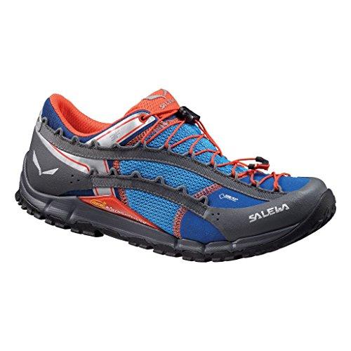SALEWA  Ms Speed Ascent Gtx, chaussures de randonnée homme Bleu / noir (bleu / fumée 8600)
