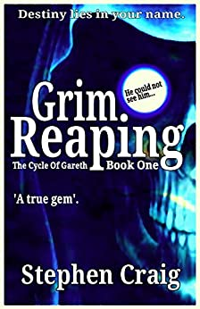 Grim Reaping (English Edition) di [Craig, Stephen]