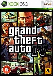 Grand Theft Auto IV GTA [Xbox 360]