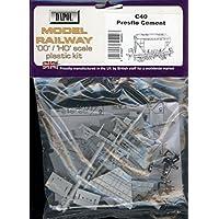 Dapol Model Railway Cement Waggon Plastic Kit - OO Scale 1/76