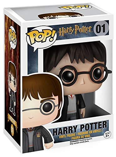 Harry Potter Vinyl Figure 01 Funko Pop! Standard