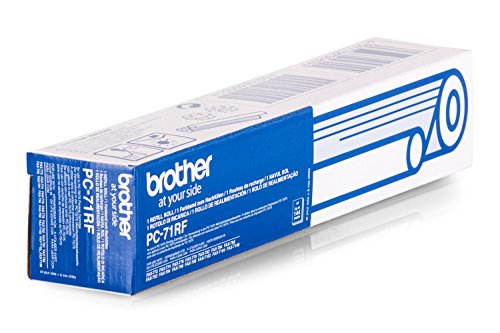 Brother Ribbon refill black 144 pages, PC-71RF (144 pages) (Tintenpatronen-refill-kit Brother)