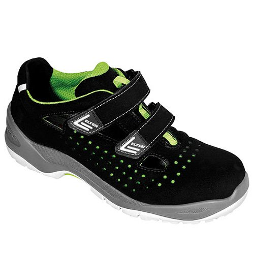 Elten Cebbra Sans Protagoniste, Sandale S1 Avec Semelles Konzept Vert (vert)