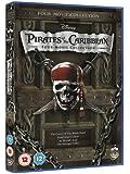 Pirates of the Caribbean 1-4 Box Set [DVD]