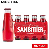 SANBITTÈR Aperitivo Analcolico 10cl x 10