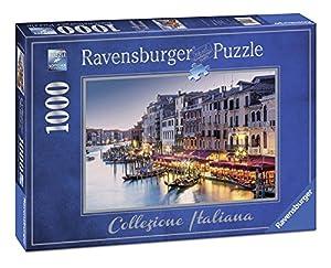 Ravensburger- Puzzles 1000 Piezas, Colección Italiana, Venezia (19670)