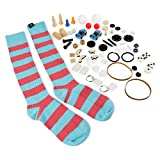 Spin Master Games The Sock Game (English and French instructions)