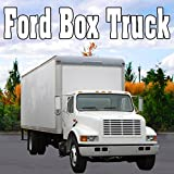 Ford Box Truck, Internal Perspective: Turn Signal Switched On