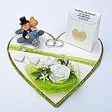 Der-kleine-Dekoladen Geldgeschenk Hochzeit Flitterwochen Hochzeitsreise Geldgeschenk Verpackung Brautpaar