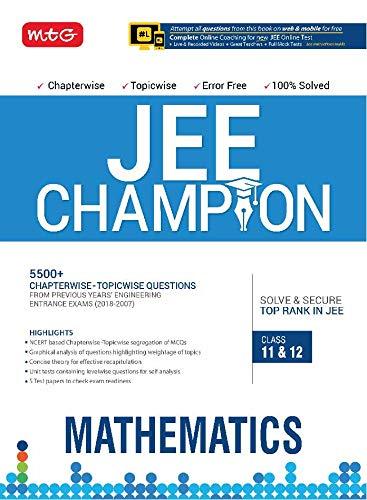 JEE Champion Mathematics