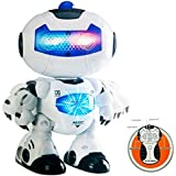 Toyhouse Battery Operated RC Robot, White