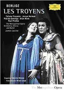 Jessye Norman Tatiana Troyanos Plcido Domingo Metropolitan Opera Orchestra James Levine-Berlioz: Les Troyens