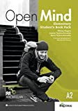 Open Mind: Elementary / Student's Book with Webcode (incl. MP3) and Print-Workbook with Audio-CD + Key