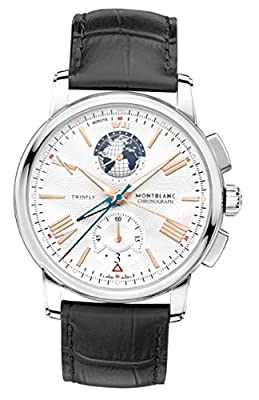 Montblanc 114859 4810 TwinFly Chronograph Mens Watch