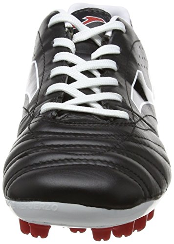 Joma Unisex-Erwachsene Aguila Gol Fußballschuhe Schwarz (Black)