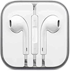 Apple iPhone 7 Compatible Stereo Sound Earphone by McBay