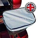 Mobility Scooter Basket Cover, top Quality Made in The UK, a Little More Money a lot More Quality!!