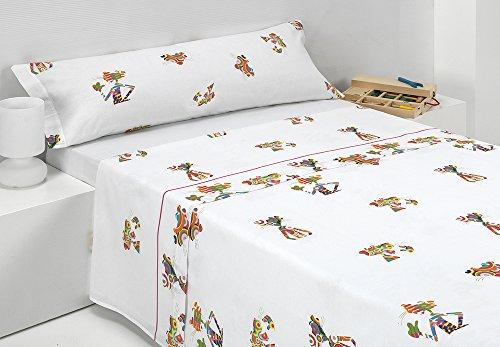 Juego de Sábanas PINK PANTHER (para cama de 90)