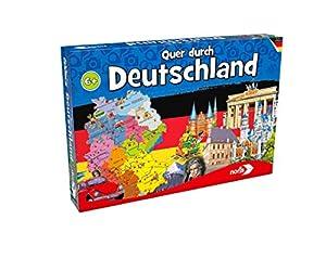 "Noris Spiele 606011633-""Horizontal Mediante Alemania Niños Parte"