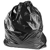 Sacchi della spazzatura 240litri nero extra heavy duty (30buste)