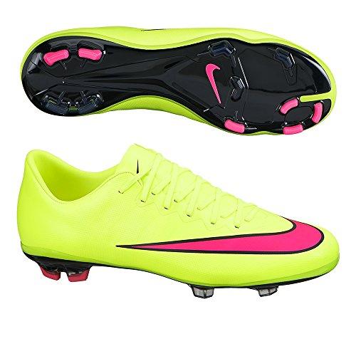 Nike 'JR Mercurial Vapor X' scarpe da calcio neu gelb