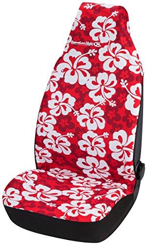 Hawaiian Autositzbezug - Einzelsitz, Farbe:Rot