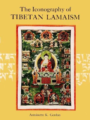 The Iconography of Tibetan Lamaism (English Edition) por Antoinette K. Gordon