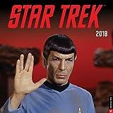 Star Trek 2018 Wall Calendar