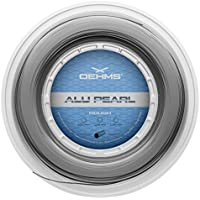 OEHMS Alu Pearl Rough   200m Rolle   Ø 1,21/1,25 mm   monofile Co-Polyester Tennissaite