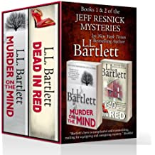 The Jeff Resnick Mysteries Volume I (Murder On The Mind and Dead In Red) (The Jeff Resnick Mystery series Book 1) (English Edition)