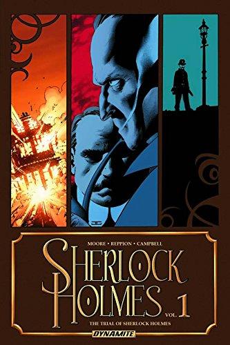 Sherlock Holmes: Trial of Sherlock Holmes (Sherlock Holmes (Dynamite Entertainment))