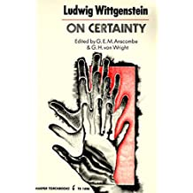 On Certainty (Harper Perennial Modern Thought)
