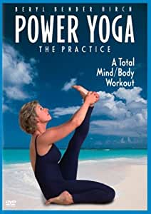 Beryl Bender Birch Power Yoga: The Practice [Import USA Zone 1]