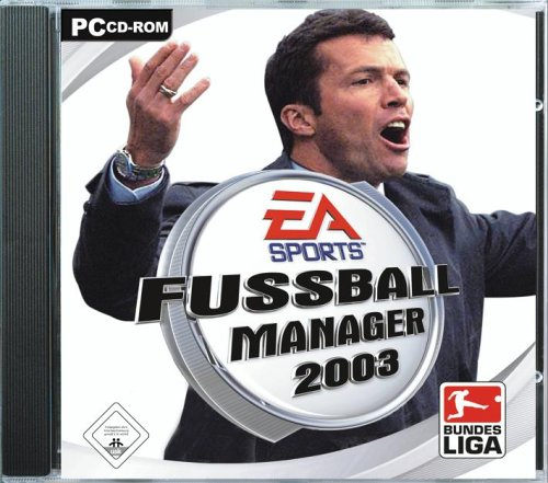 Fussball Manager 2003 (Software Pyramide)