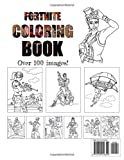 Fortnite Coloring Book MEGA Edition: Over 100, high-quality images for you to colour in! The ultimate Fortnite coloring book around! The perfect gift for Fortnite fans, for Christmas and birthdays!