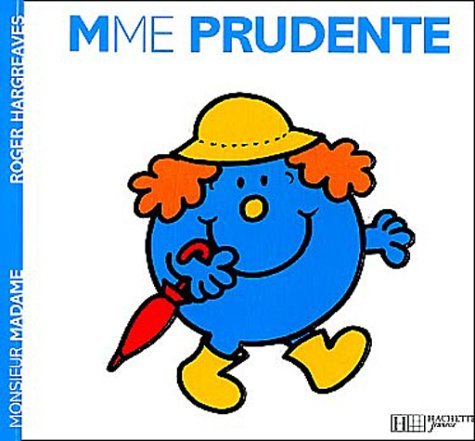 Collection Monsieur Madame (Mr Men & Little Miss): Madame Prudente