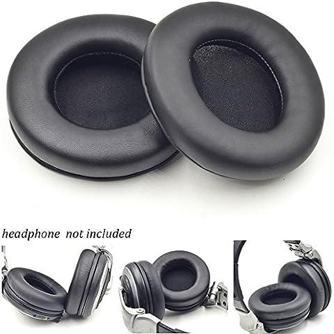 Calidad almohadillas desechables almohadillas cojín para orejeras de protección auditiva para Pioneer HDJ1000hdj1500HDJ2000HDJ 200010001500DJ