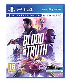 Blood & Truth - Classics - PlayStation 4 (B07Q9LGH7S) | Amazon price tracker / tracking, Amazon price history charts, Amazon price watches, Amazon price drop alerts